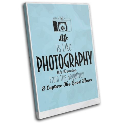 Photography Quote Typography - 13-6084(00B)-SG32-PO
